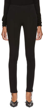 Helmut Lang Black Rider Leggings