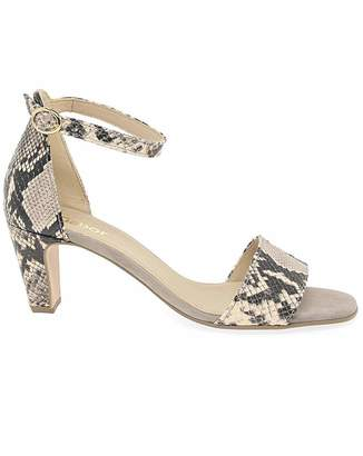Gabor Unicorn Standard Fit Heeled Shoes