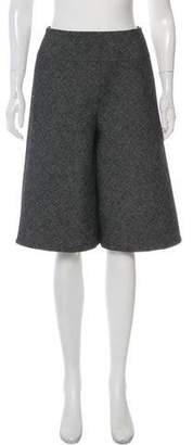 Marc Jacobs High-Rise Knee-Length Shorts