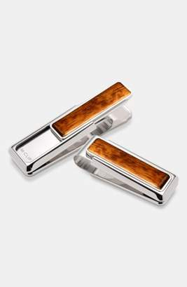 M-Clip(R) Wood Inlay Money Clip