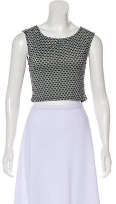 Leith Sleeveless Crop Top