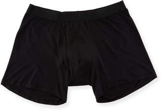 Derek Rose Alex Stretch Jersey Trunk Boxer Briefs (Longer Leg)