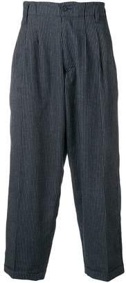 YMC wide-leg trousers