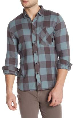 Tavik Barber Check Regular Fit Shirt
