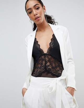 Missguided Double Breasted Blazer