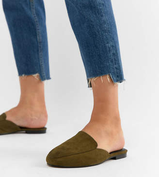 Asos DESIGN Macie Wide Fit Mule