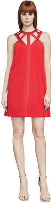 BCBGMAXAZRIA Bitany Cutout Dress