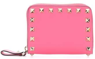Valentino leather wallet