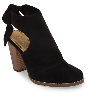 Women's Splendid Danae Stacked Heel Bootie $158.95 thestylecure.com