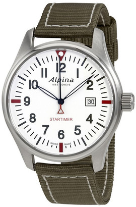 Alpina Aplina Men's Nylon Watch