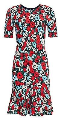 Milly Women's Poppy Jacquard Dress