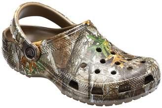 Crocs Mens Classic RealTree Edge Clogs
