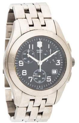 Victorinox Alliance Titanium Watch