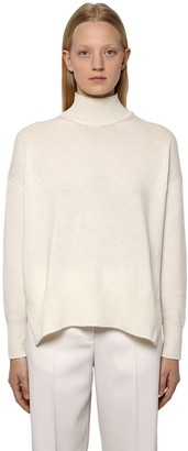 Jil Sander CASHMERE KNIT SWEATER