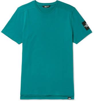 The North Face Logo-Appliquéd Cotton-Jersey T-Shirt
