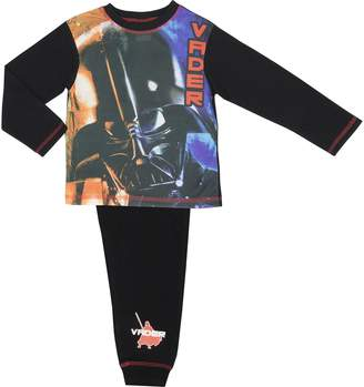 Star Wars Cartoon Character Products Original Movie Boys Pyjamas - A - Darth Vader
