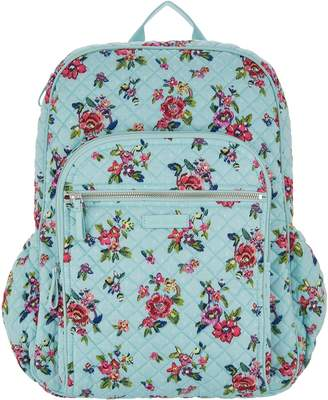 Vera Bradley Iconic Signature Campus Backpack