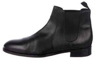 Louis Vuitton 2016 Leather Chelsea Boots