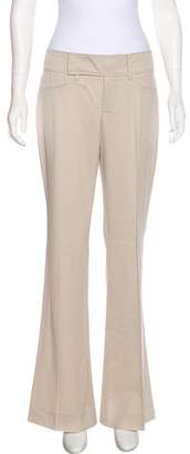 Gucci Mid-Rise Wide-Leg Pants