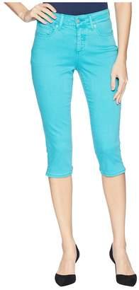 NYDJ Skinny Capris in Water Women's Jeans