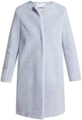 Harris Wharf London Single-breasted wool-blend coat
