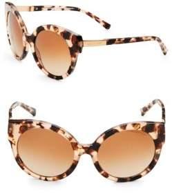 Michael Kors Round Cat Eye Sunglasses
