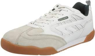 Hi-Tec Men's Squash Classic Court Trainer C002138/011/01 9 UK White/Dark Green