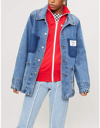 Boy London Is Love denim jacket
