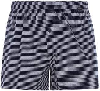 Hanro Striped Boxer Shorts