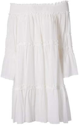 Dondup Tiered Dress