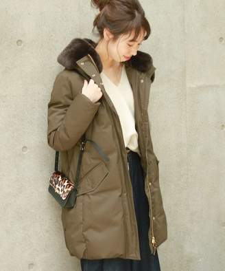 Spick and Span 【WOOLRICH】 WS COCOON PARKA◆
