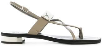 Giuseppe Zanotti Design bar strap sandals