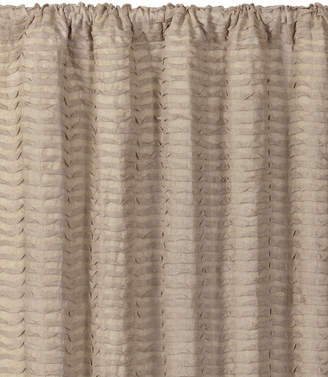 """Eastern Accents Yearling Flax Rod Pocket Curtain Panel, 108""""L"""