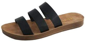 Bamboo Comfortable Strappy Slide