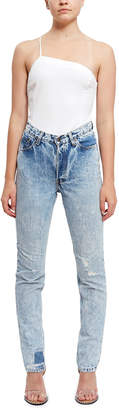Levi's 501 Skinny Customized Women's Jeans