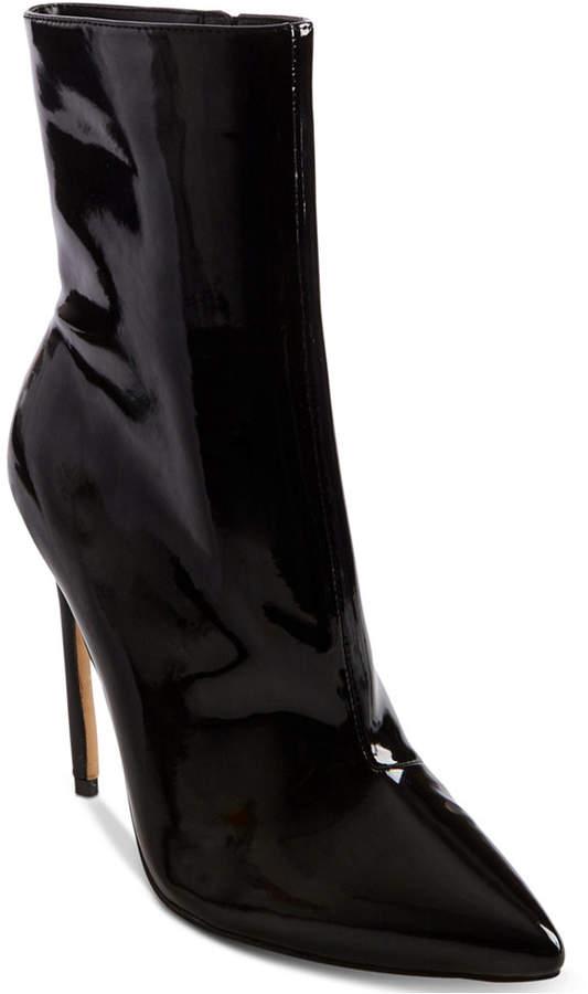 Steve Madden Women's Wagner Stiletto-Heel Booties