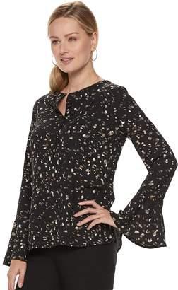 fa6b451132206 Apt. 9 Women s Bell Sleeve Blouse
