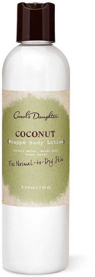 Carol's Daughter Coconut Frappé Body Lotion, 8 oz