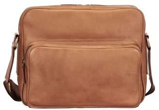 Maxwell Scott Bags Camel Soft Full Grain Leather Men S Messenger Bag