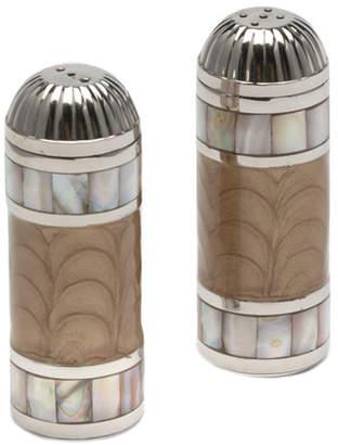 Julia Knight 3.5In Salt & Pepper Set