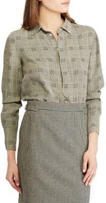 Polo Ralph Lauren Plaid Long-Sleeve Shirt