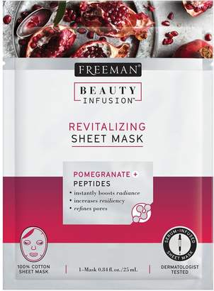 Freeman Revitalizing Sheet Mask with Pomegranate & Peptides
