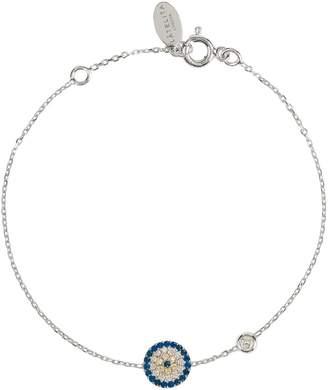 Latelita London - Evil Eye Bracelet silver