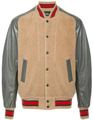 Kolor colour-block sports jacket