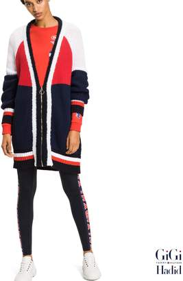 Tommy Hilfiger Gigi Hadid Color Block Cardigan