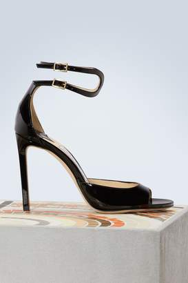 Jimmy Choo Lane 100 sandals