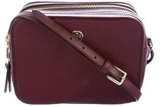 Tory Burch Robinson Double-Zip Crossbody Bag