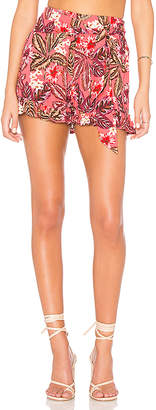 MinkPink Tropical Islands Short