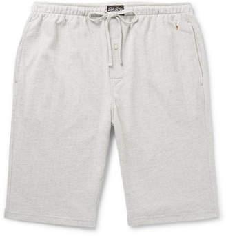 Polo Ralph Lauren Andover Herringbone Cotton Pyjama Shorts
