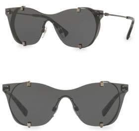 Valentino Frameless Tinted Sunglasses